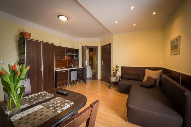 Apartament zachodni