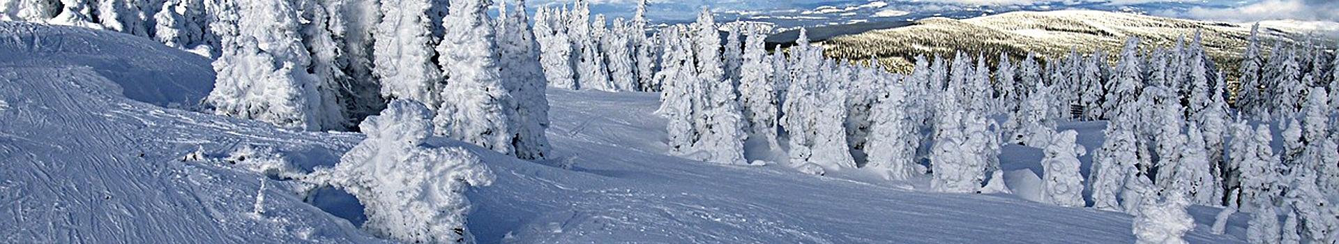 góry dla narciarzy