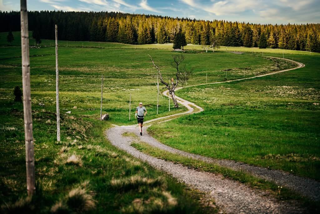 bieganie góry izerskie